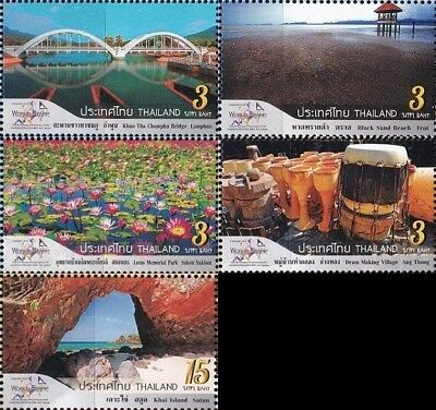 THAILAND-2018-WORLD STAMP EXHIBITION - new issue