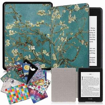 For Amazon Kindle Paperwhite 10th Gen 2018 Smart Case Slim Leather Stand Cover