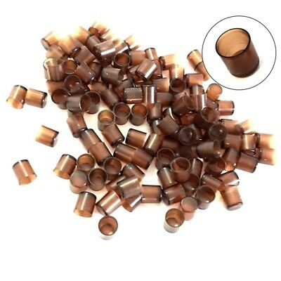 120 PCS Useful Beekeeping Queen cell Brown Bee Feeding tools for beekeepers