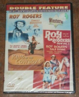 King of the Cowboys - Roy Rogers Show Vol 1 (DVD)