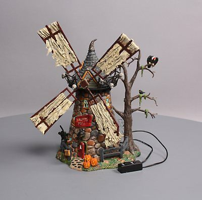 Dept 56 Haunted Windmill, 56.55345, Retired
