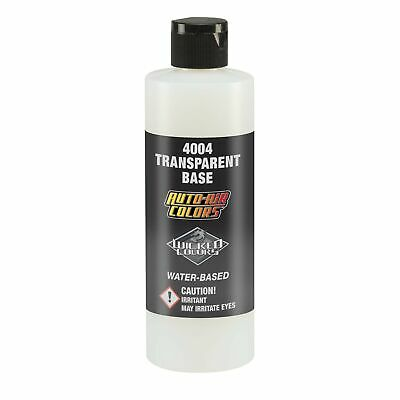 (7,38€/100ml) Transparent Base 240ml Createx 13 4004 AutoAir Colors Wicked