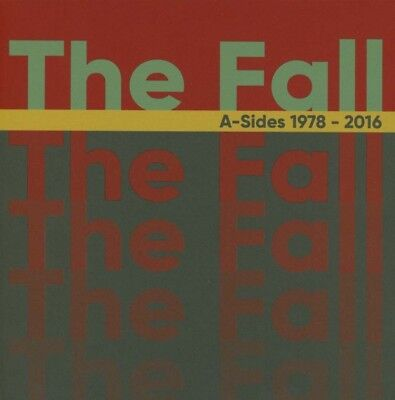 The Fall A-Sides 1978-2016 Deluxe CD Boxset New 2017