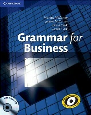 Grammar for Business with Audio CD (Mixed Media Product)