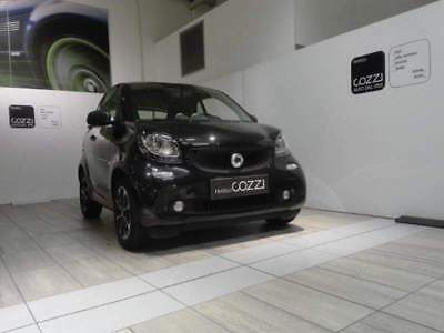 Smart fortwo 3ªs.(C/A453) 60 1.0 Black Passion + TETTO PANORAMI