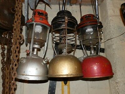 job lot of old tilly lamps to restore..collection only south dorset