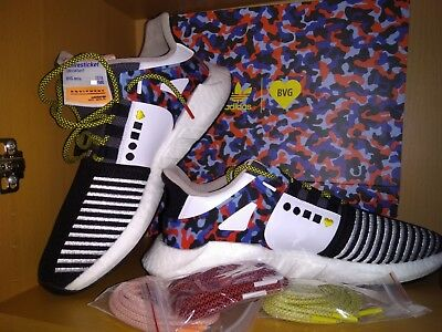 new concept 0651c 7dbbe Adidas EQT Support 93 Berlin BVG Limited Edition NEUOVP EU46 US11,5 UK11