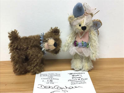 Deb Canham, 2000 Disney Bear & Doll Conv - Midsummer Night's Dream (Le#18/150)
