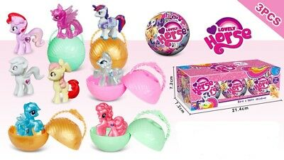 2018 Newset Lol Outrageous Lovely Horse Layer Surprise Ball Series Doll Kids Toy