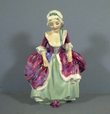 "5"" Figurine, Goody Two Shoes, HN1889, By Royal Doulton, COPR.1938, Estate Col"