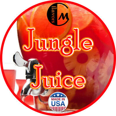 Flavor Concentrates - JUNGLE JUICE - USP FOOD GRADE