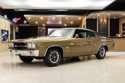 1970 Chevrolet Chevelle SS Survivor urvivor! # Matching Drivetrain, 396ci V8, 4-Speed, Original Paint, Documented!