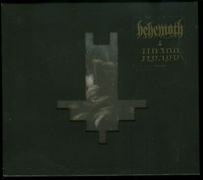 Behemoth I Loved You At Your Darkest CD new slipcase