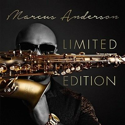 Marcus Anderson - Limited Edition 2017 [New CD] Canada - Import