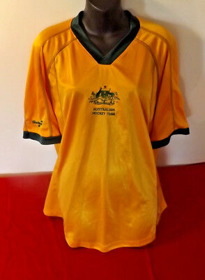 Hockey Australia Sekem Jersey (Lambert 18) In Great Cond Size L Ideal Collector