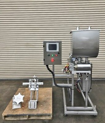 Volumetric Technologies 2 Head Piston Filler, Filling Machine