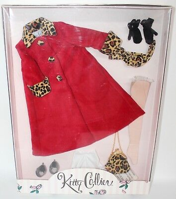 BOXED TONNER Kitty Collier Doll CLOTHING Shopping Chic