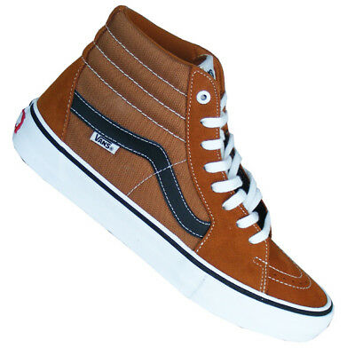 Vans Hi Talla Old Zapatos Glazed Revista Skool Marrón Trasher 45 pro Ginger SK8 rUaPqZwr