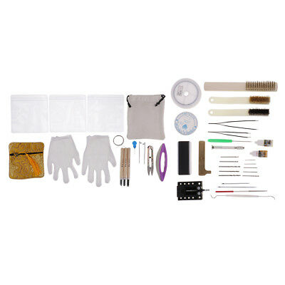 Home Engraving Toolkit Sculpture Tools Cleaning Tool Set Clay Sculpting Tool