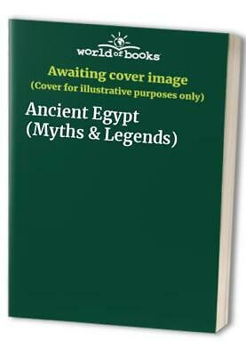 Ancient Egypt (Myths & Legends) Hardback Book The Fast Free Shipping