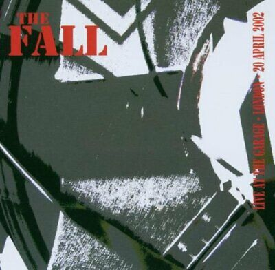 Fall - Live at the Garage - Fall CD QOVG The Fast Free Shipping