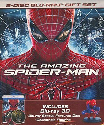 The Amazing Spiderman [Edition Sp�ciale : Bluray 3D +Bluray 2D + C... -  CD ISVG