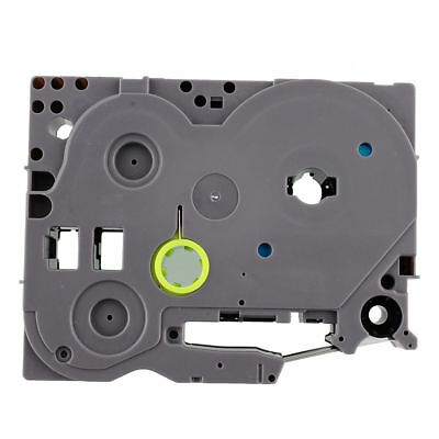 For Brother TZ TZe 231 12mm P-Touch 5pcs Black on White Label Tape Compatible
