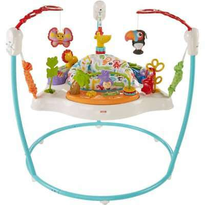 Fisher-Price Animal Activity Jumperoo - New 2018