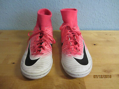 new styles 3a613 5ef96 Nike Mercurial Fußballhallenschuh Hallenschuhe Fußballschuhe Sockenschuhe  Gr. 40