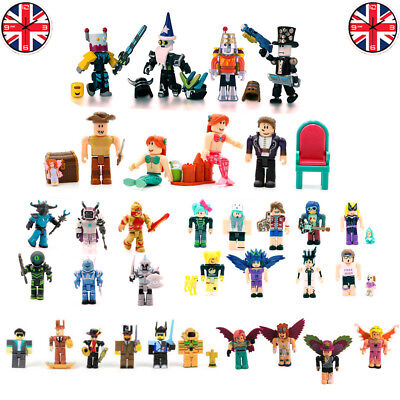 16pcsset Roblox Robot Riot Mix Match Set Action Figure Pack Kids Toys Gifts Roblox Figures 12pcs Set Pvc Game Roblox Toy Children Kids Action Gift Classic 8 99 Picclick Uk