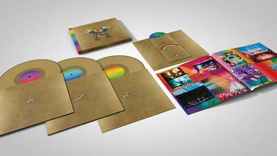Coldplay : Live in Buenos Aires/Live in São Paulo/A Head Full of Dreams Vinyl