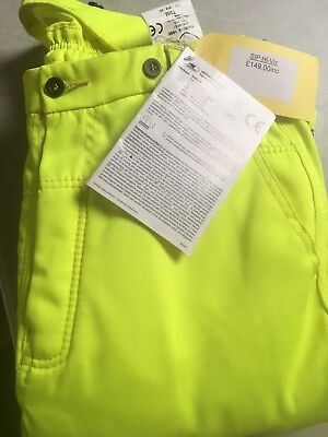 SIP Hi Viz Chainsaw Trousers Type A