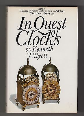 Clocks  =  Kenneth Ullyett  =  In Quest Of Clocks  =