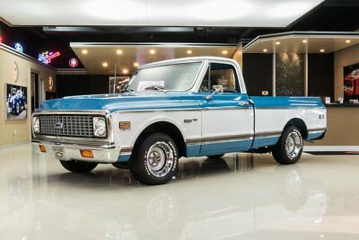 1972 Chevrolet C10  Frame Off - Rotisserie Restored! 350ci, TH350 Automatic, A/C, PS, PB, Disc!