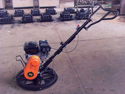 POWERFLOAT POWER FLOAT SCREEDER 24 and free pan + 2 sets of screed blades