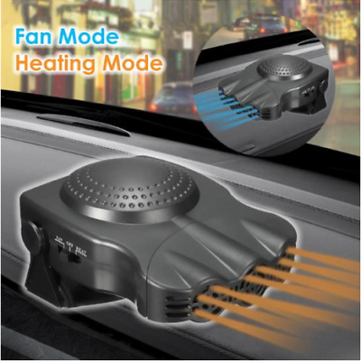180 Degree Rotating Defrost and Defog Car Heater Heating Fan Defroster Demister