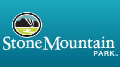 1 Stone Mountain Park daily parking permit for 1 day