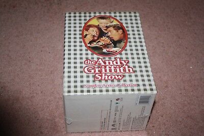 The Andy Griffith Show - The Complete Series (DVD, 2007, 40-Disc Set) *Brand New