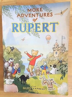 RUPERT ORIGINAL ANNUAL 1947 NOT Inscribed NOT Price clipped VG/FINE