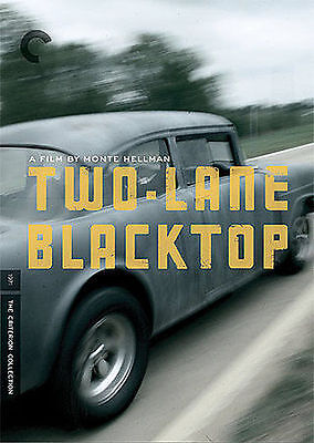 Two-Lane Blacktop (The Criterion Collect DVD