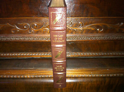 The Easton Press~ The Last Of The Mohicans by James Fenimore Cooper