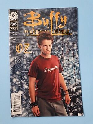 BUFFY THE VAMPIRE SLAYER : OZ Dark Horse Comic 2 of 3 Photo cover MINT