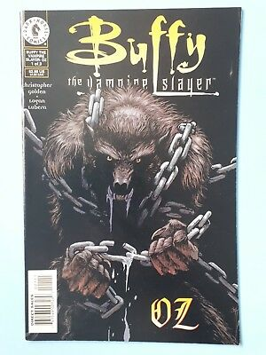 BUFFY THE VAMPIRE SLAYER : OZ Dark Horse Comic 1 of 3 Graphic cover MINT