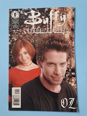 BUFFY THE VAMPIRE SLAYER : OZ Dark Horse Comic 1 of 3 Photo cover MINT