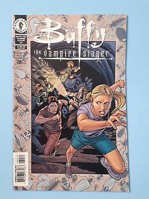 BUFFY THE VAMPIRE SLAYER Dark Horse Comic No 34 Graphic cover MINT