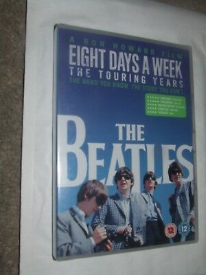 The Beatles - Eight Days a Week - The Touring Years DVD NEW & SEALED