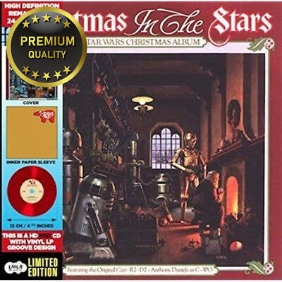 Christmas In The Stars: Star Wars Album Collector's Edition, Limited...