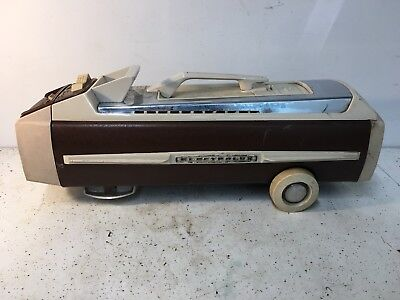 Vintage Electrolux One 1401-B Canister Vacuum Cleaner Works No Attachments