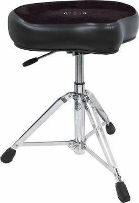 Roc-N-Soc NRK Nitro Series Black Drum Throne w/ Saddle Seat