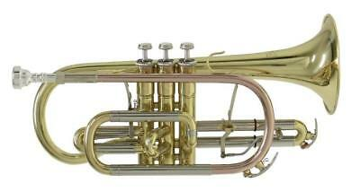Bach CR651 in B - Messing lackiert